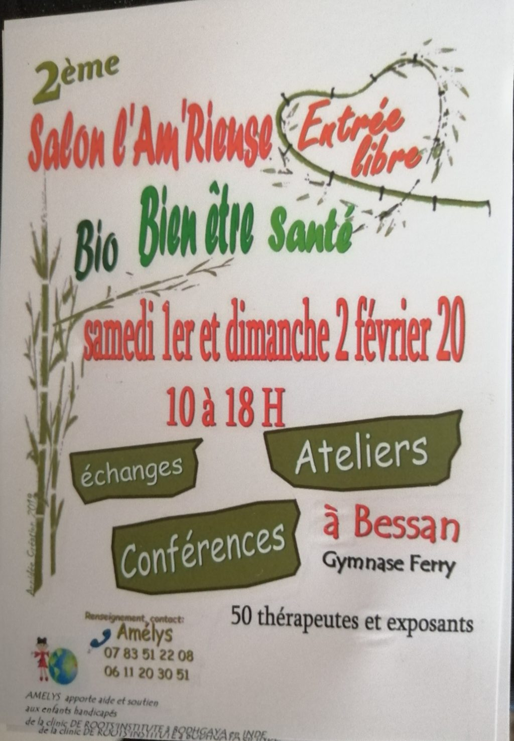 Salon Bio- Bien-être- Santé 4